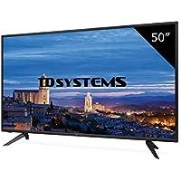 "TD Systems k50dlh8°F–écran LED DE 50"" (Full HD, 3X HDMI, VGA, 2X USB Lecteur Graveur) Noir"