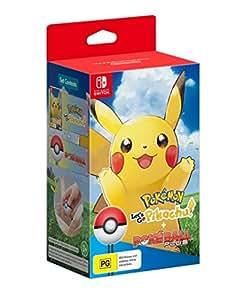 Pokemon: Let's Go, Pikachu! + The Poke Ball Plus (Nintendo Switch)