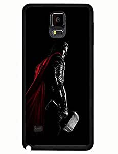 Thor Film Collection Printed Samsung Galaxy Note 4 Scratch-proof Case Cover for Girls