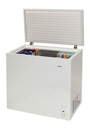 Haier HCM071AW Capacity Chest Freezer