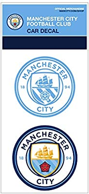 Officially Licensed Manchester City Car Decals