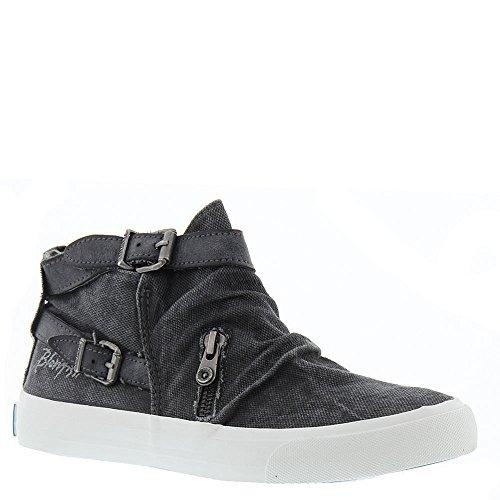 Price comparison product image Blowfish Women's Mondo Sneaker,  Grey Smoked Canvas,  7.5 Medium US
