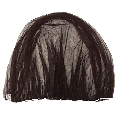 NUOBESTY Baby mosquito net for strollers carriers car seats cradles (coffee):
