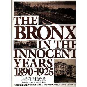 The Bronx in the Innocent Years, - City Map Outlets Atlantic