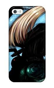 Evelyn Alas Elder's Shop 4181441K247001972 anime blonde girlnytail Anime Pop Culture Hard Plastic iPhone 5/5s cases
