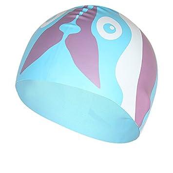 Swimming Equipment NAUY- Gorra de natación Gorra de Silicona Gorra ...
