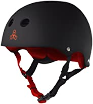 Triple Eight Sweatsaver Liner Helmet for Skateboarding and Roller Skating, Sizes for Adults and Teens