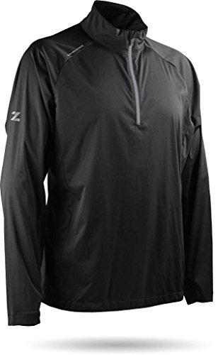 (Sun Mountain Zephyr LT Golf Pullover Black XX-Large)