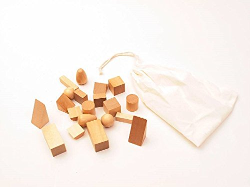 NEW Montessori Stereognostic Bag (Mystery Bag) by PinkMontessori