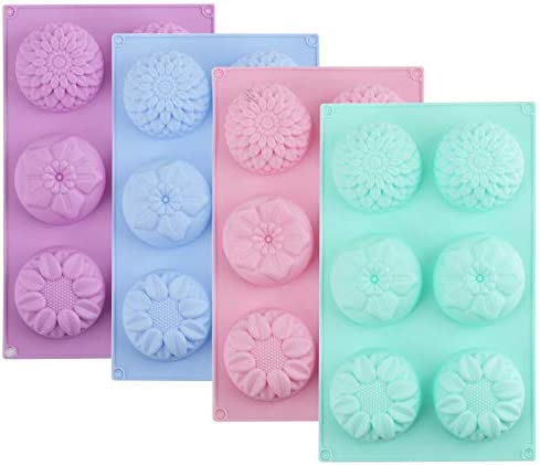 Lawei Pack Silicone Fancy Molds product image