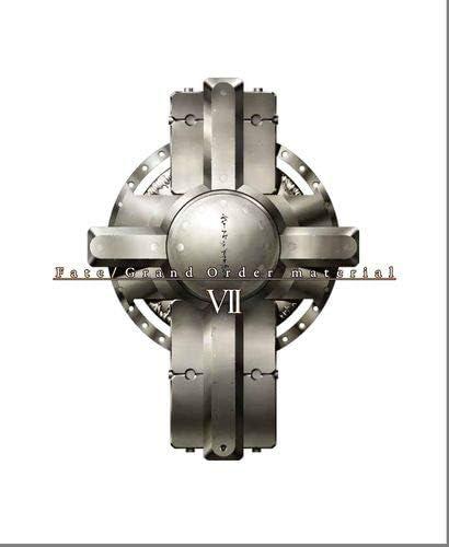 [Artbook] [TYPE-MOON] Fate/Grand Order material 1-7 (I~VII)