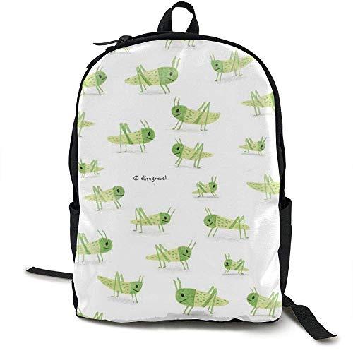 DKFDS Backpacks Saltamontes]()