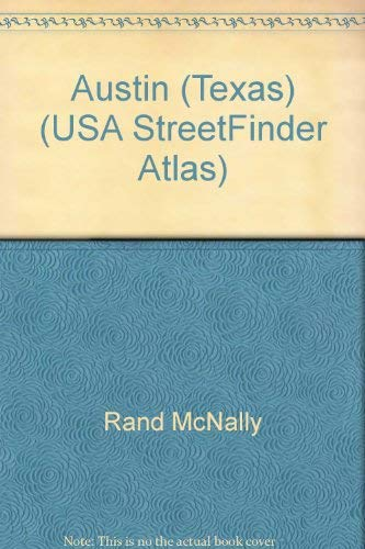 (Rand McNally Austin Travis County Streetfinder: 2001 Edition (USA StreetFinder Atlas))