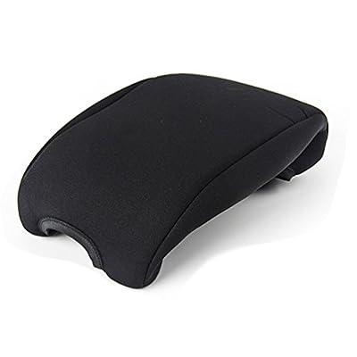 Neoprene Center Console Cover Armrest Pad For Jeep Wrangler JK Sahara Sport Rubicon X & Unlimited 2011 2012 2013 2014 2015 2016 2020: Automotive
