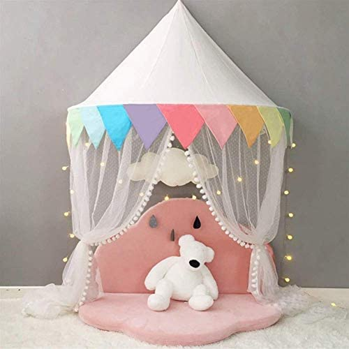 Bed Canopy Mosquito Protection Net Children House Bed Curtain For Bedroom Girl Princess Decoration Travelling Camping