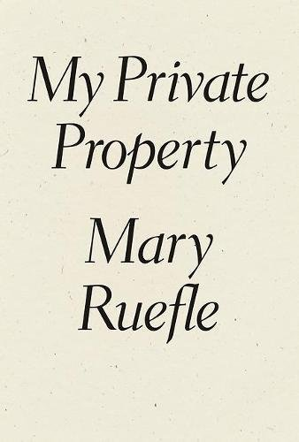 Read Online My Private Property (Wave Books) pdf