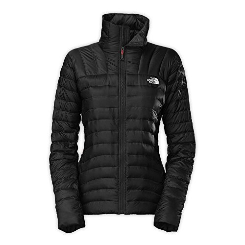 The North Face Women's Thunder Micro 800 down Jacket, TNF Black, Medium