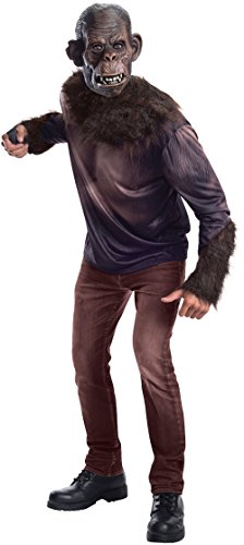 [Rubie's Costume Men's Dawn Planet Of The Apes Adult Koba Costume, Multicolor, Medium] (Planet Of The Apes Costumes)