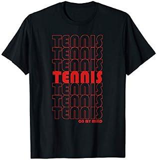 ⭐️⭐️⭐️ Tennis Gift for Tennis Lovers  - Retro Tennis Need Funny Short/Long Sleeve Shirt/Hoodie