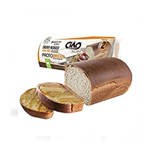 Pan bajo en carbohidratos CiaoCarb