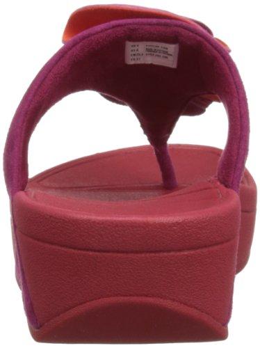 Fitflop Rio Rosa para mujer Zapatos Yoko vvwYq6H