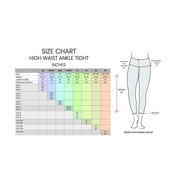 90 Degree By Reflex High Waist Cotton Power Flex Leggings Tummy Control