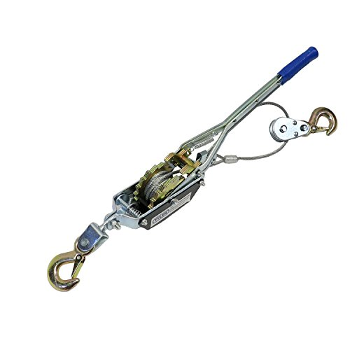 2 ton Tyler Tool Come-Along Cable Puller