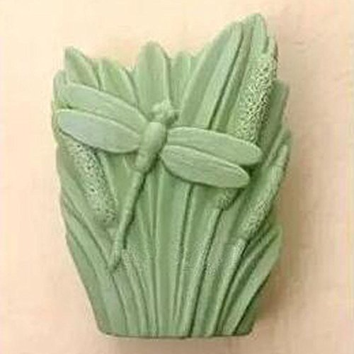 - Grainrain Dragonfly Craft Art Silicone Soap mold Craft Molds DIY Handmade soap molds