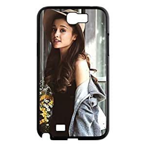 CASECOCO(TM) Ariana Grande Series Black Case&Cover for Samsung Galaxy Note 2