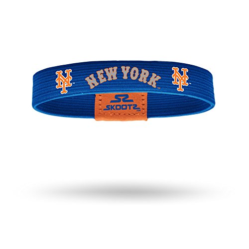 Officially Licensed MLB Wristbands (Small, New York Mets) (New York Yankees Wristbands)