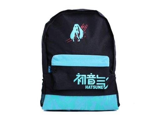 Speaking Life Japanese Vocaloid Hatsune Miku Backpack Bags Girls School Bag Kids