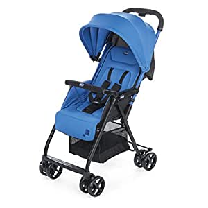 Amazon.com : Chicco Stroller ohlala Color Power Blue : Baby