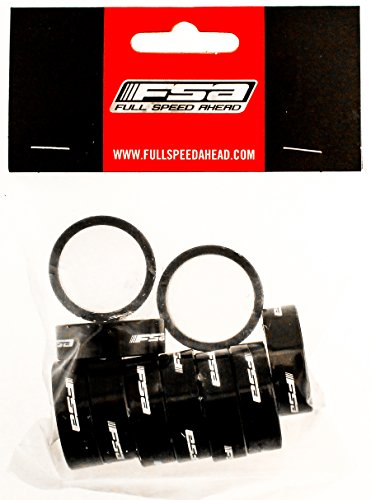Alloy Headset Spacers (FSA Bag of 10 1