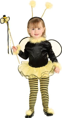 Lil Stinger Child Costume - (Baby Bee Bunting Costumes)