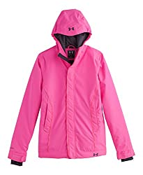 Under Armour Outerwear Girls' CGI Britton Jacket, Youth Medium, Pacific