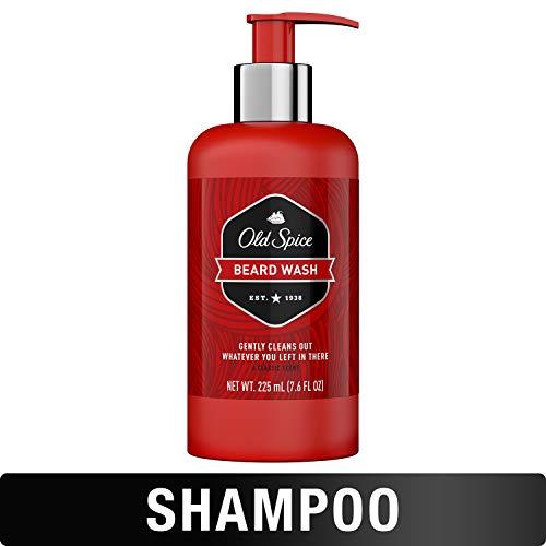Old Spice Beard Shampoo Fluid
