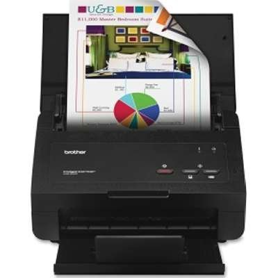Brother ADS-2000E Ads-2000E Desktop Scanner with Duplex f...
