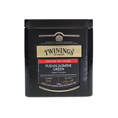 Twinings Fujian Jasmine Green 100g - Caddy
