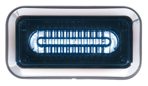 Perimeter Light, LED, Blu, Surface, Rect, 9 L ()