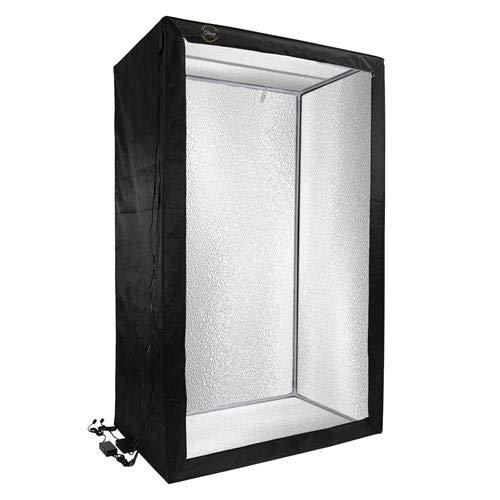Glow WhiteBox II Portable LED Photo Booth (6.5 x 4 x 2.6') by Glow