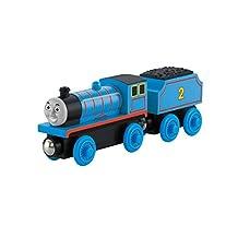 Fisher-Price Thomas & Friends Wooden Railway Edward The Blue Engine