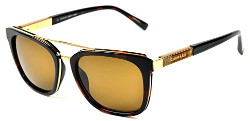 Chopard SCH A04 sunglasses Color300P Havana/Polarized lenses (Sunglasses For Men Chopard)