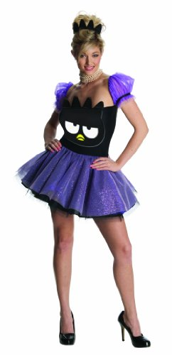 Secret Wishes  Hello Kitty Adult Badtz-Maru Costume, Multi, X-Small]()