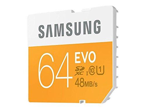 Samsung 64GB EVO SDXC UHS
