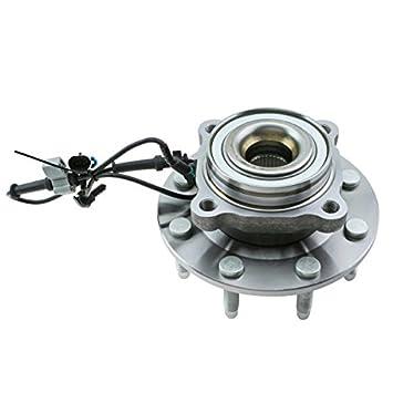 Cross Reference SKF BR930662 Front Wheel Hub Bearing Assembly WJB WA515098 Timken SP580312 Moog 515098