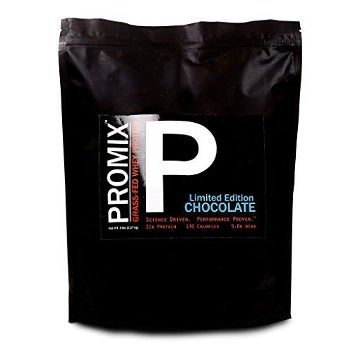 ProMix - Grass-Fed 100% proteína en polvo - CHOCOLATE - a granel de 5 lb