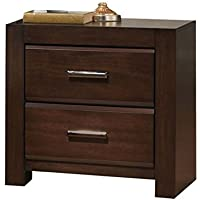 ACME Oberreit Walnut Nightstand