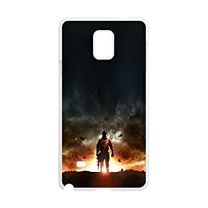 Samsung Galaxy Note 4 Cell Phone Case White Battlefield Done Game Art JNR2140674
