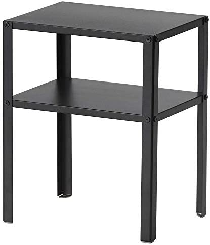 IKEA Knarrevik Nightstand, Black