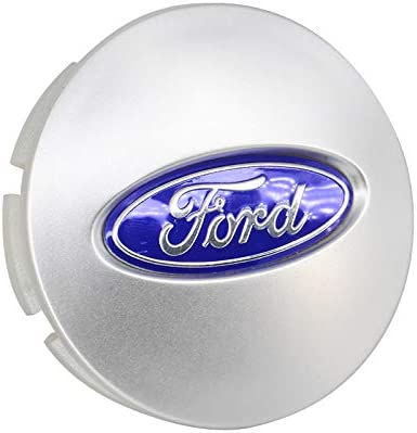 idingxin 4pcs 67mm Center Wheel Hub Caps Emblem Badge Cover fit for Ford